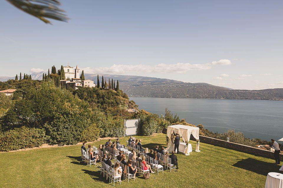 Olivia + Ricky | Italian Wedding, Lake Garda