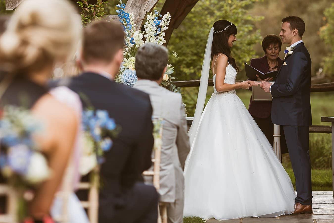 Millbridge Court Wedding Surrey Photographer
