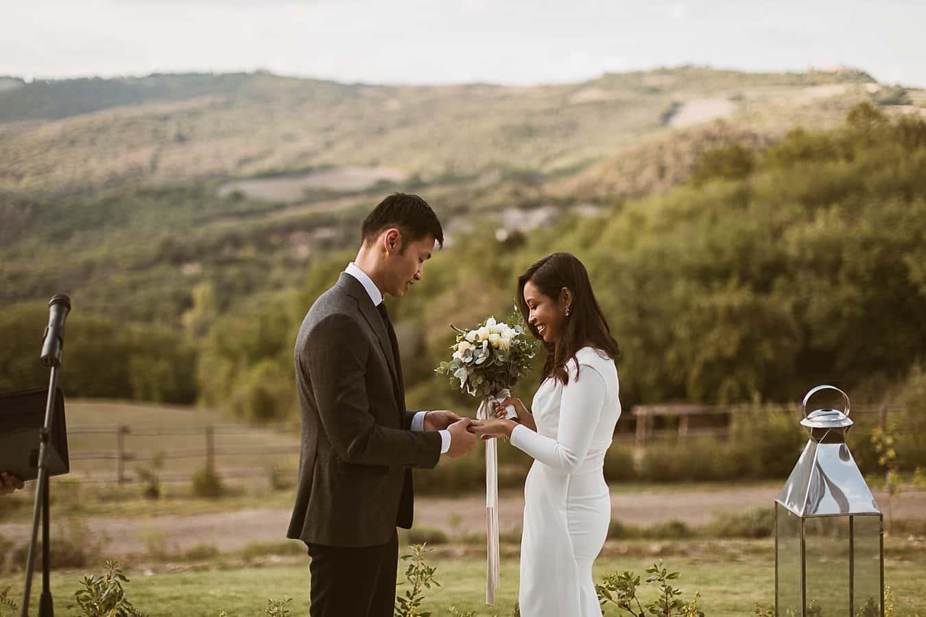Villa Vignalunga Wedding