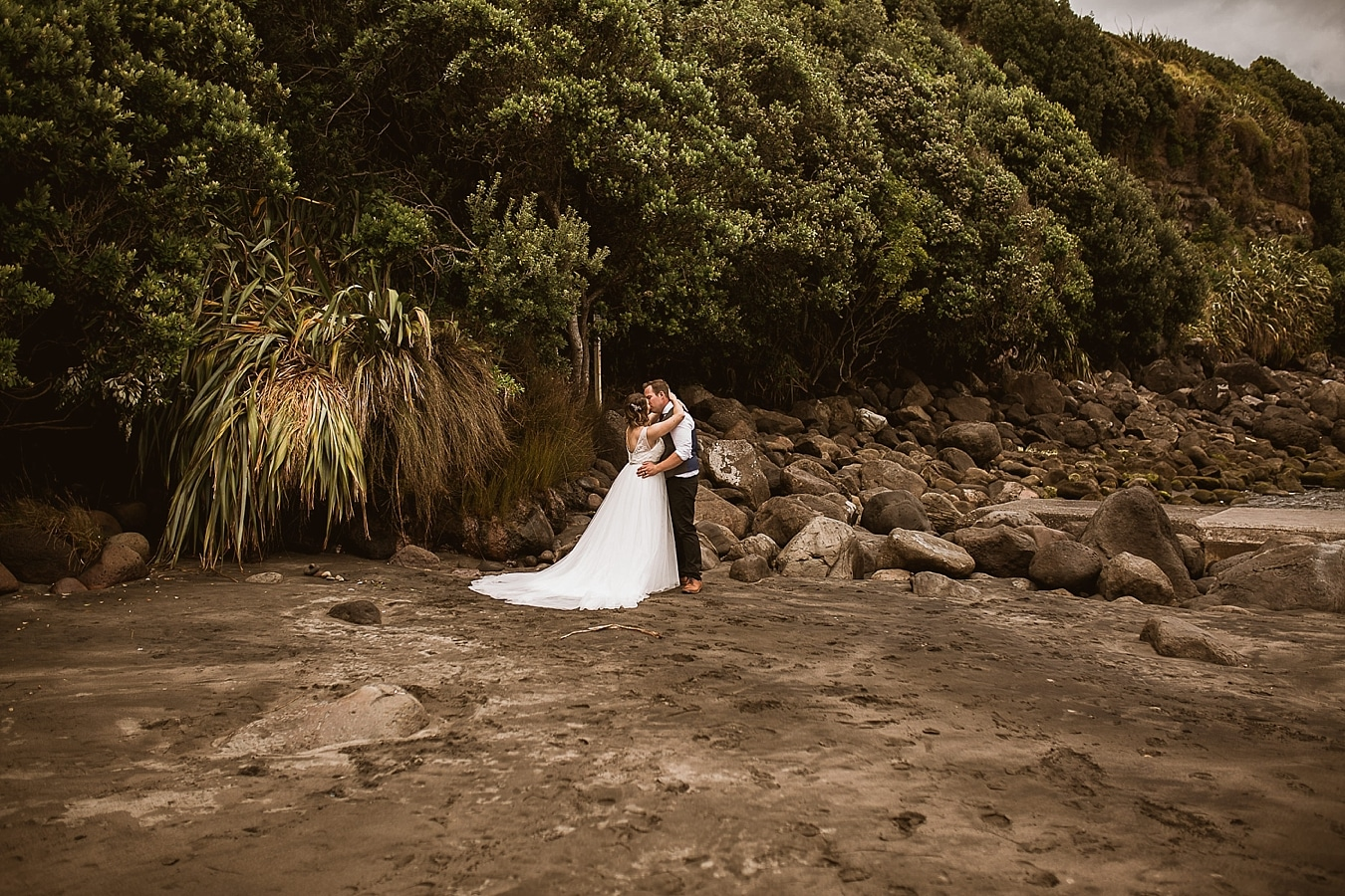 Taranaki Wedding Photography