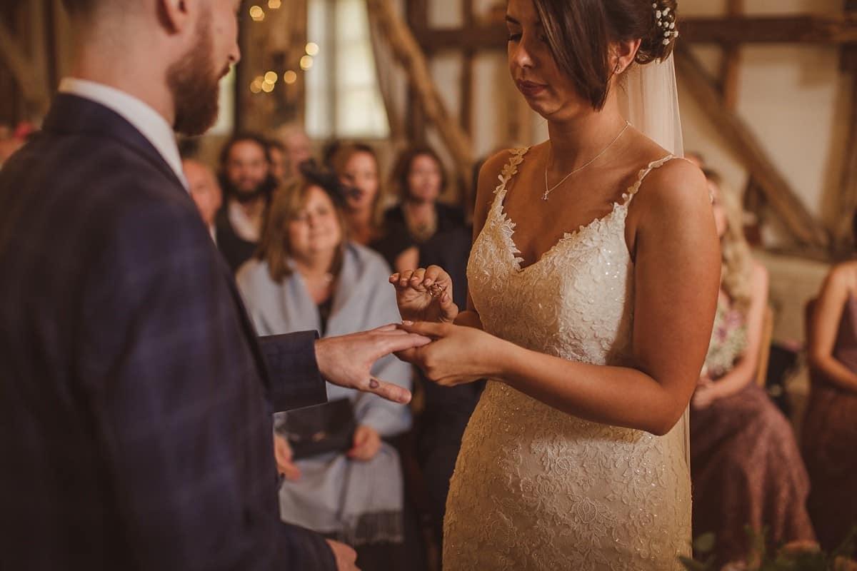 Clock Barn Wedding