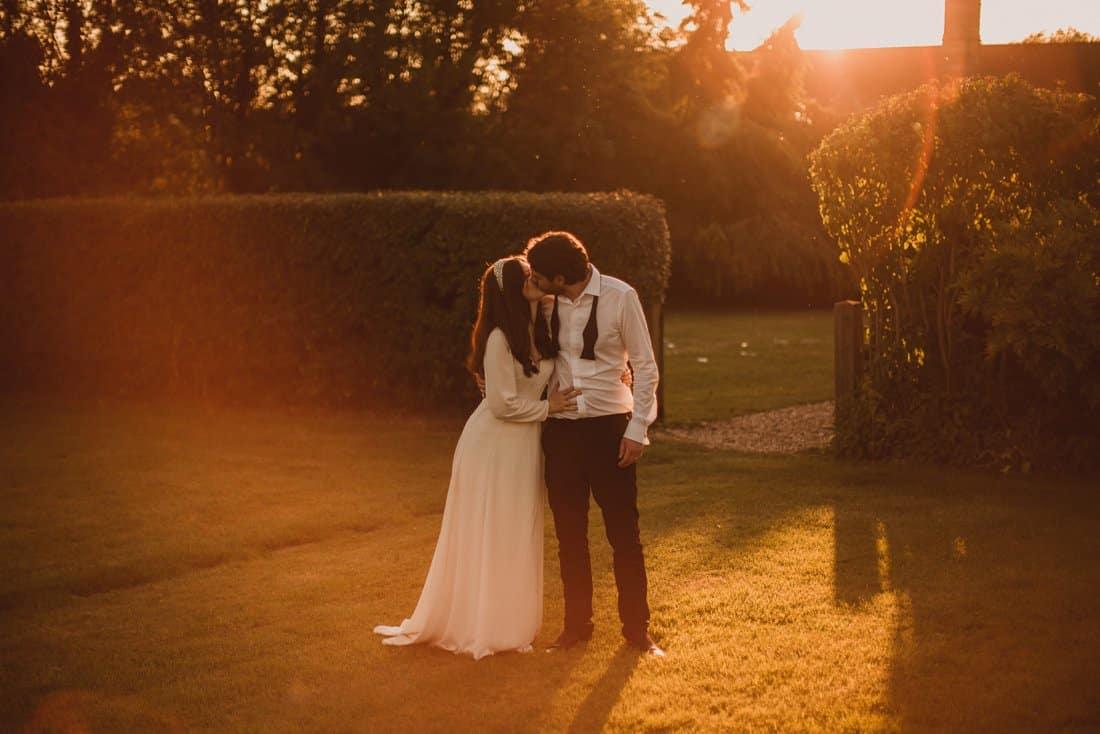 overbury village hall wedding