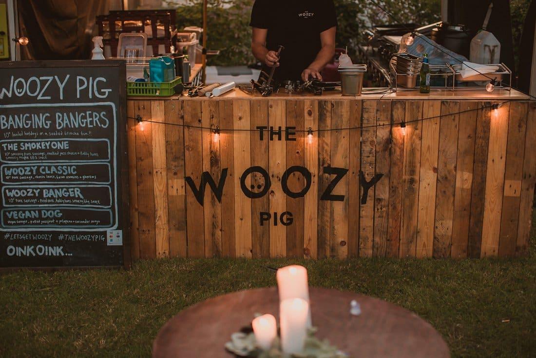 The Woozy Pig